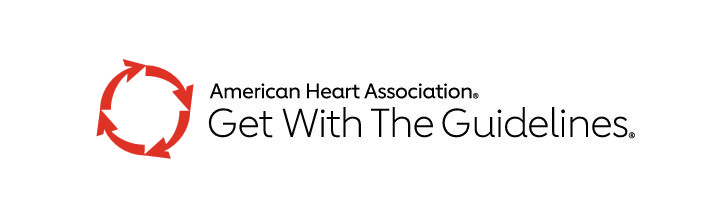 AHA Get With The Guidelines logo