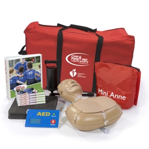 CPR & First Aid in Youth Sports Training Kit