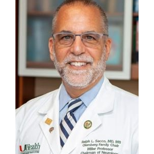 As the Stroke journal celebrates 50th year, University of Miami neurologist Ralph L. Sacco, M.D., M.S., prepares to take the reins in mid-2020