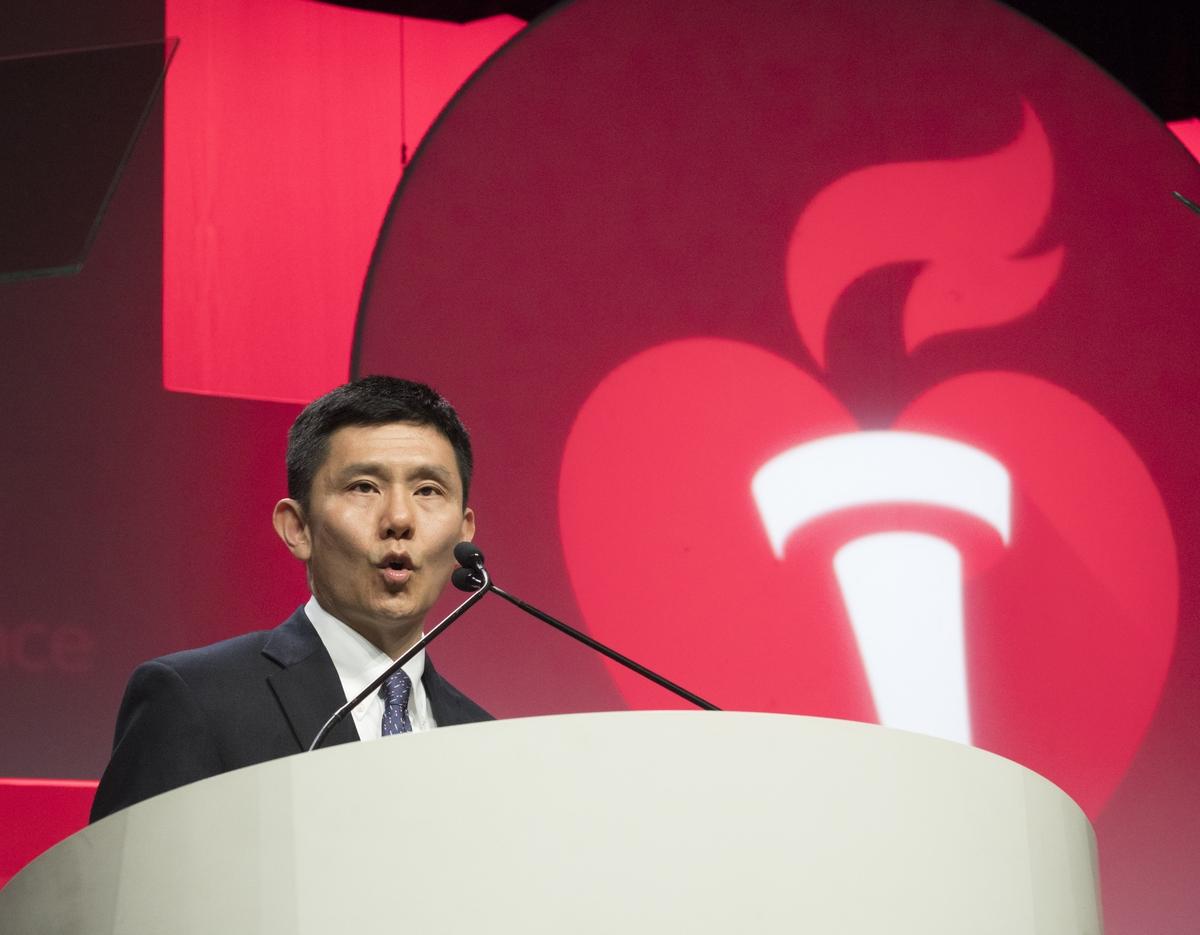 David Chiu, M.D., presents LB3