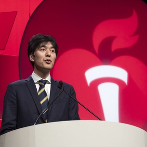 Kentaro Suzuki, M.D., Ph.D.,  presents LB 18