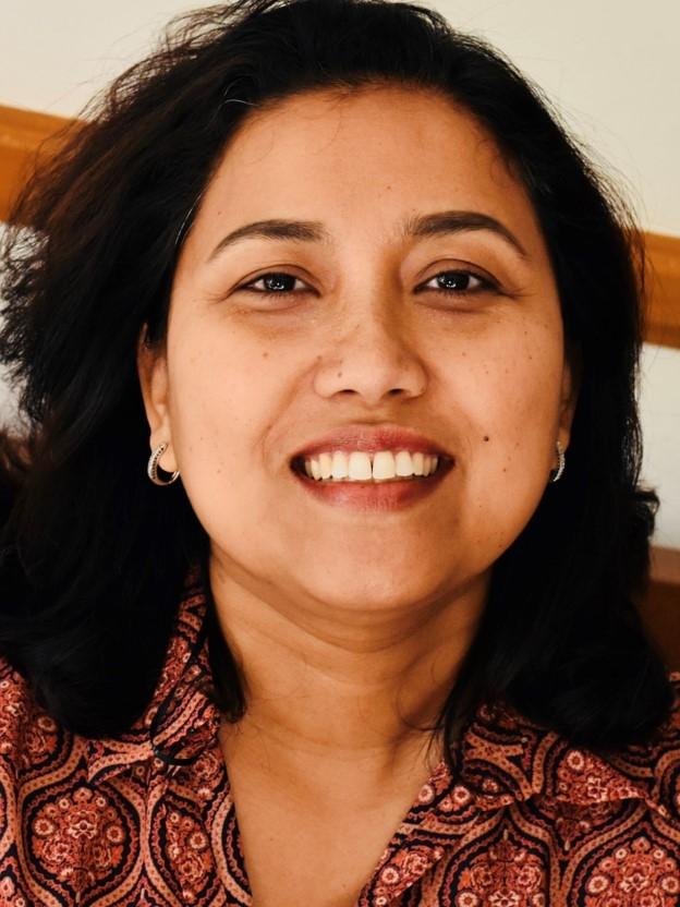 Roksana Karim, Ph.D., M.B.B.S.