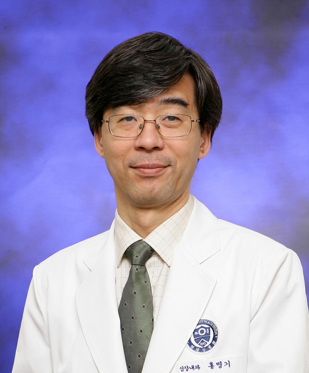 Myeong-Ki Hong M.D. Ph.D.