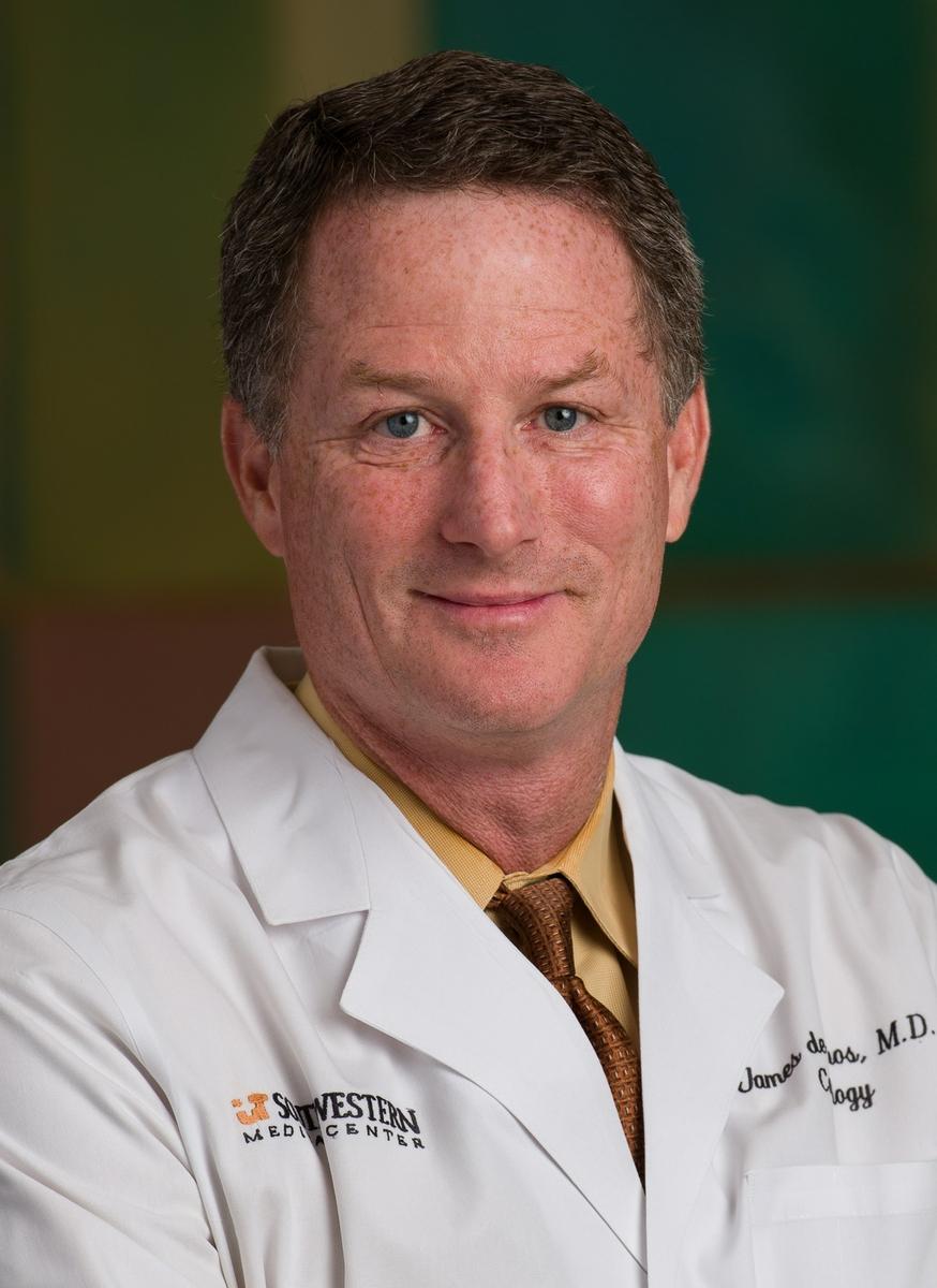 James A. de Lemos M.D.