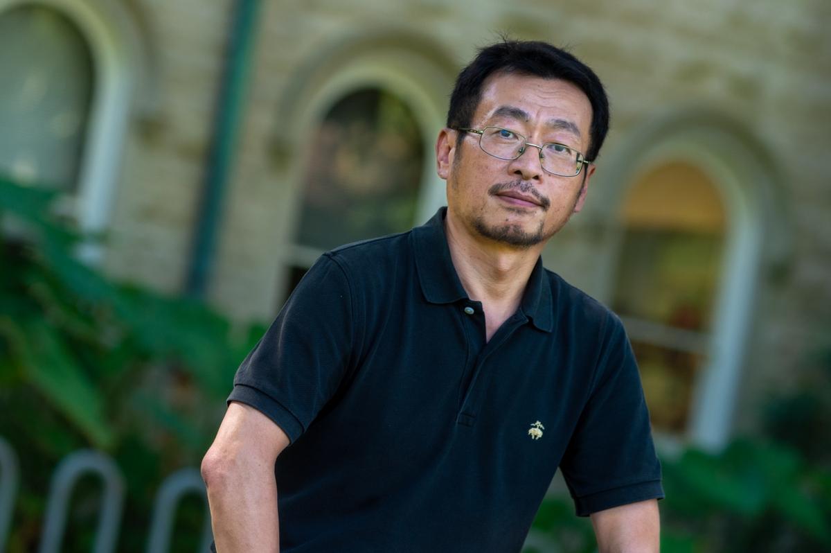 Lu Qi M.D. Ph.D.