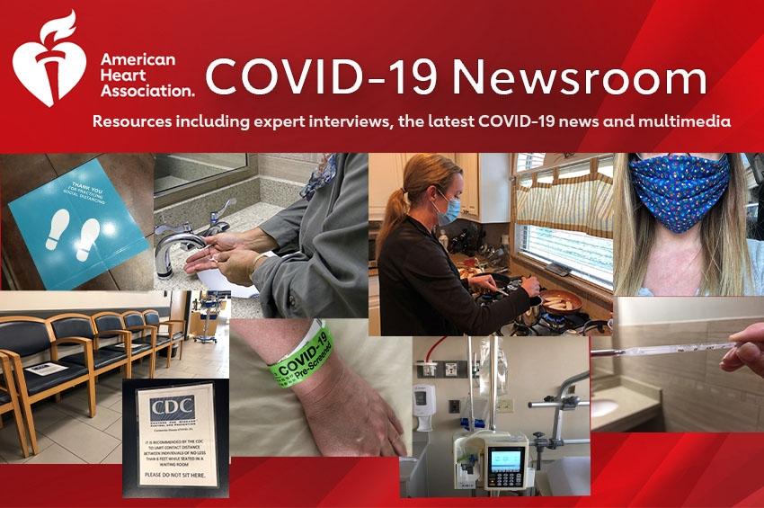 COVID-19 NEWSROOM MULTIMEDIA AND INFO