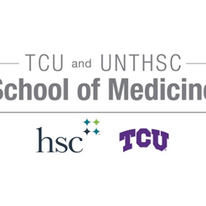 TCU and UNTHSC School of Medicine logo