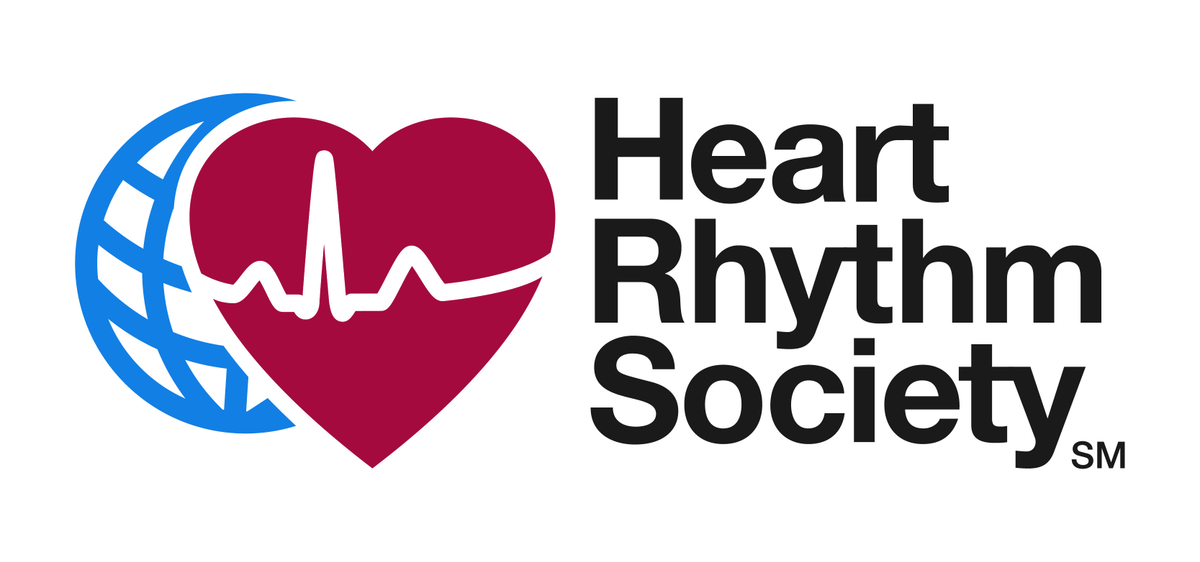 Heart Rhythm Society logo