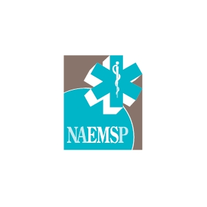 National Association of EMS Physicians logo
