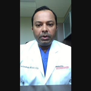 Dr. Jake Chemmalakuzhy comments on heart failure and COVID-19