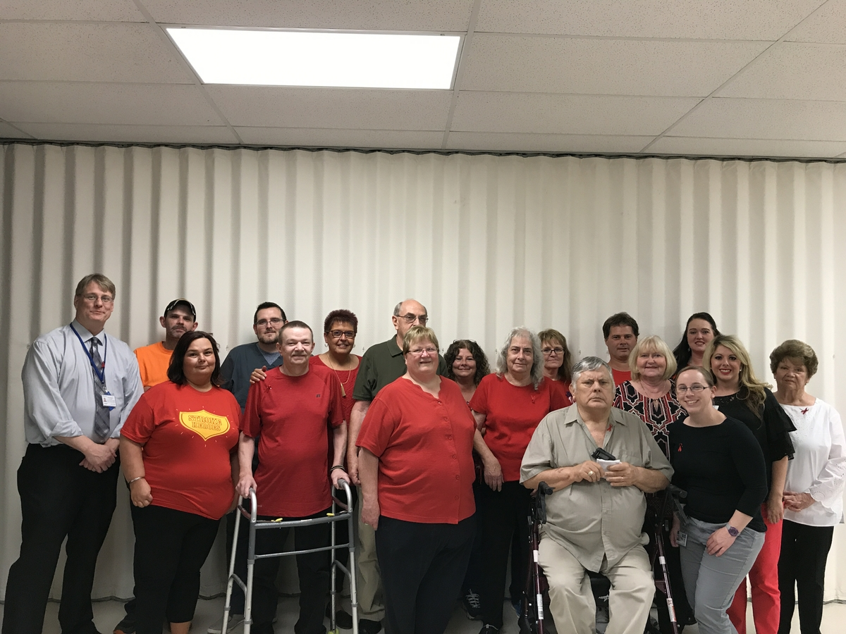 Hazard Stroke Survivor and Caregiver Support Group