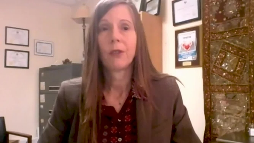Dr. McGuire post stroke caregiving