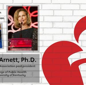 Donna Arnett Ph.D. pets help mental health-hearts