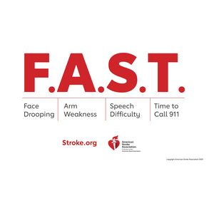 Five ways to reduce stroke risk this World Stroke Day