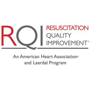 RQI Partners AHA Laerdal-Program logo