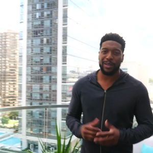 Actor Jocko Sims brings home importance of learning Hands-Only CPR for World Restart a Heart Day