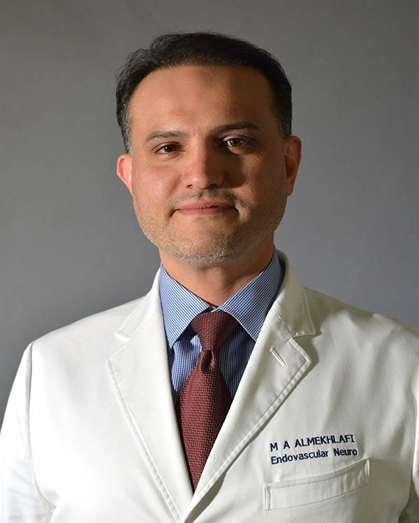 Mohammed A. Almekhlafi M.D. M.Sc.