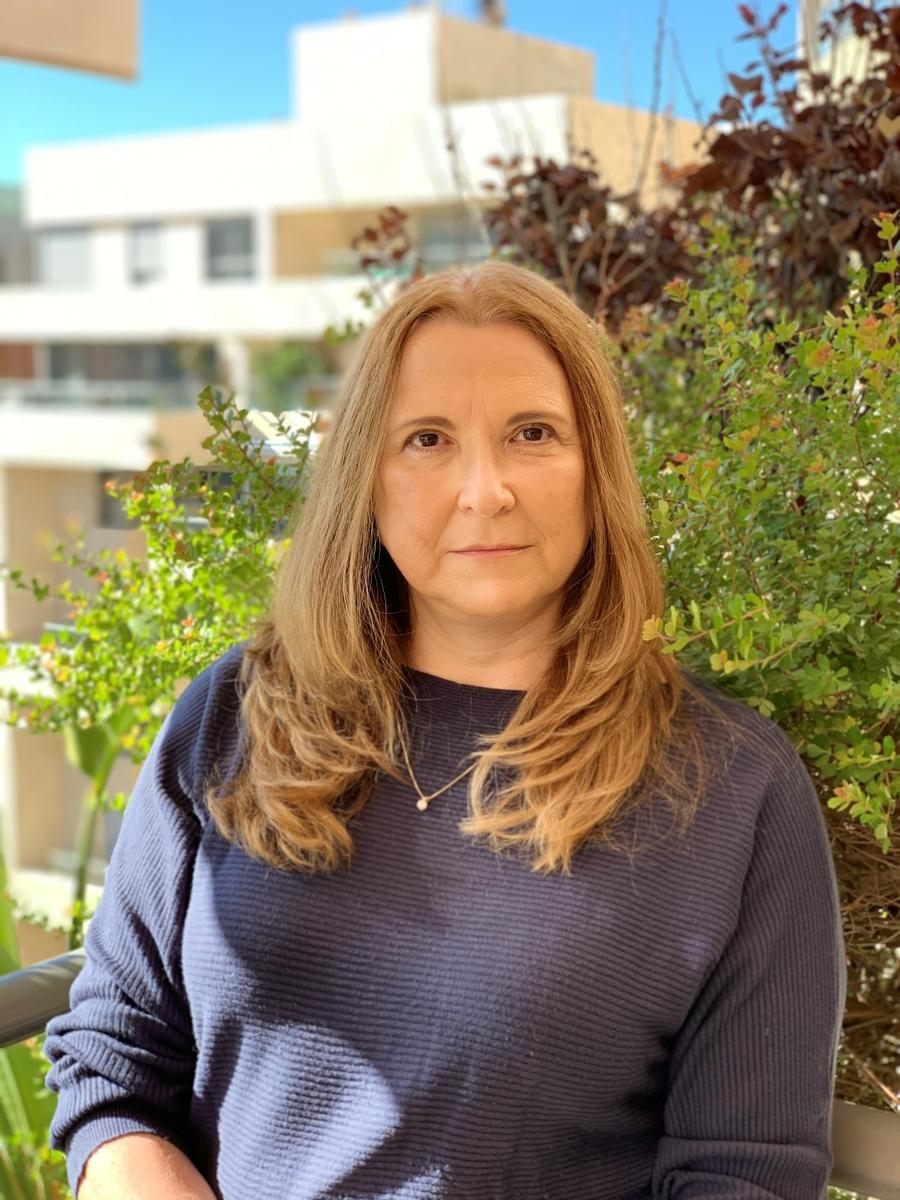 Silvia Koton Ph.D. MOccH R.N. FAHA
