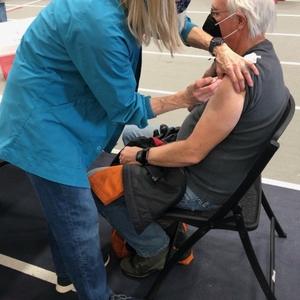 COVID-19 vaccine rural areas - ANR