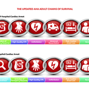 Recovery an important link in Chain of Survival for cardiac arrest survivors, caregivers