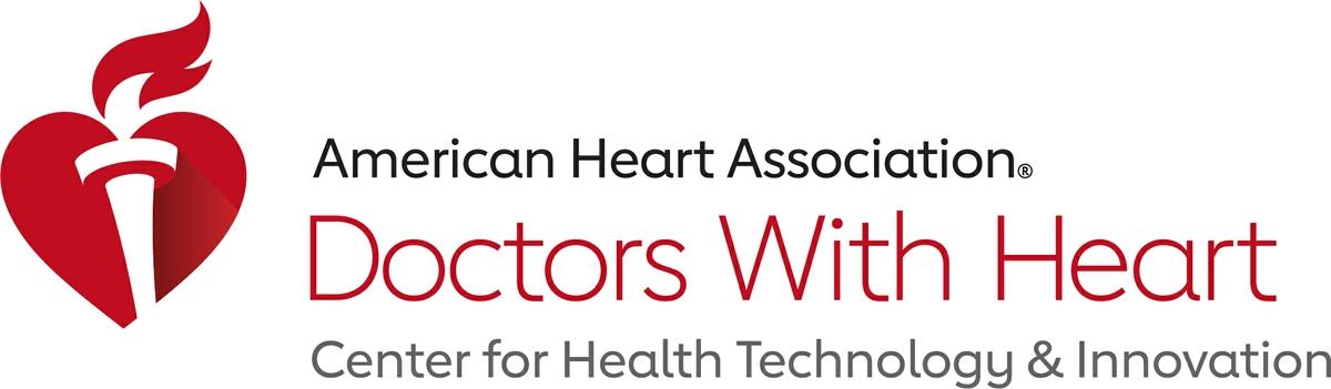 American Heart Association Doctors with Heart logo