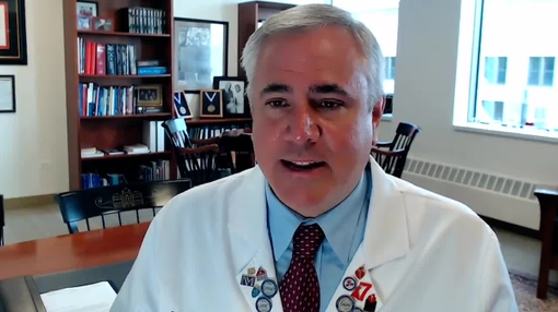 Dr. Lloyd-Jones on COVID vaccine importance