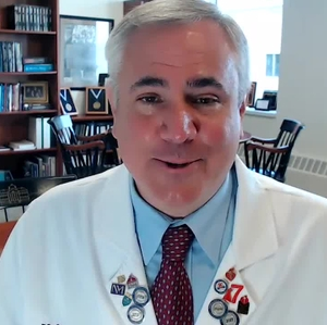 Dr. Lloyd-Jones - you can't get flu from vaccine