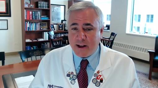 Dr. Lloyd-Jones on flu strains and vaccine