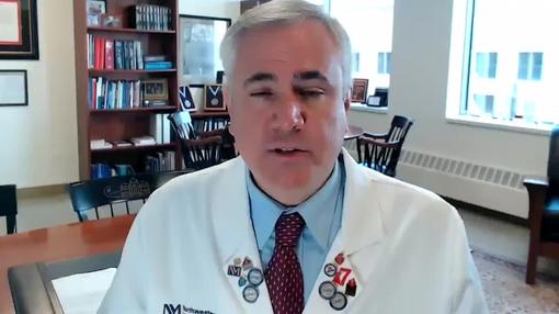 Dr. Lloyd-Jones on getting flu and COVID