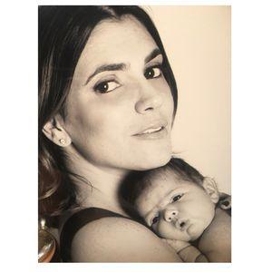 Jaime Hindlin with daughter Kate