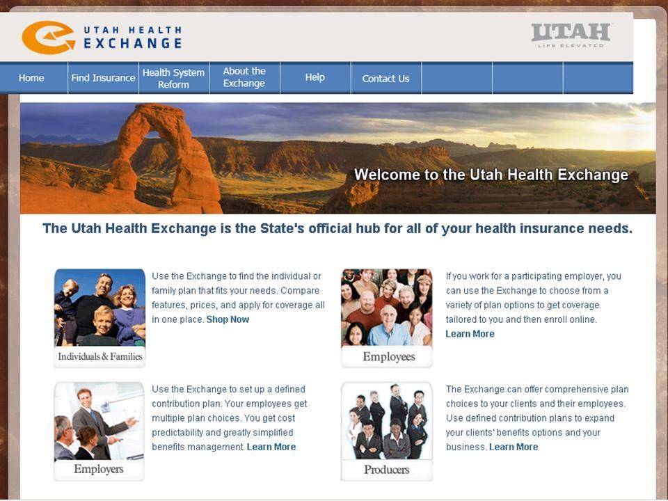 Utah Exchange