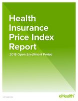 eHealth Health Insurance Index Report for the 2018 OEP