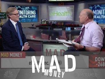 CNBC Mad Money with Jim Cramer