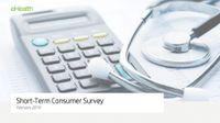eHealth Short-Term Consumer Survey February 2019