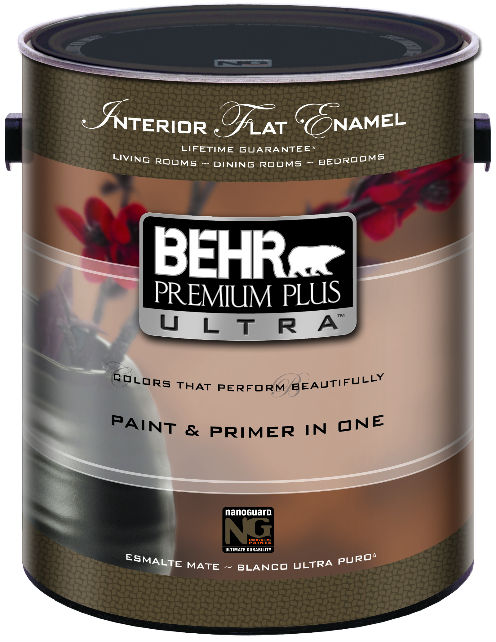 Behr Paints Introduces A Colorful New Way To Paint And Prime All In One With Behr Premium Plus