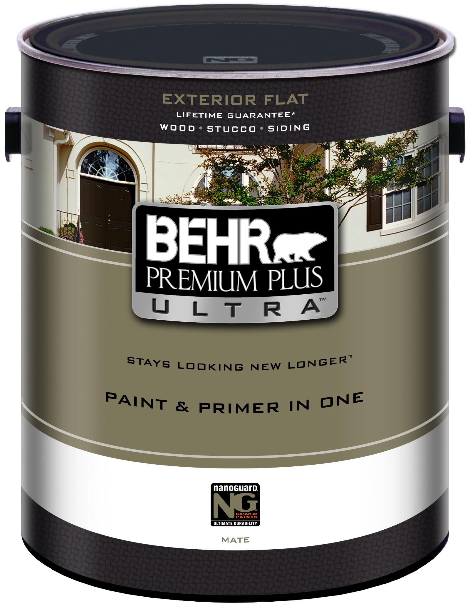 Behr Paints Utilizes Nanoguard Technology To Develop Behr Premium Ultra Exterior Paint Primer