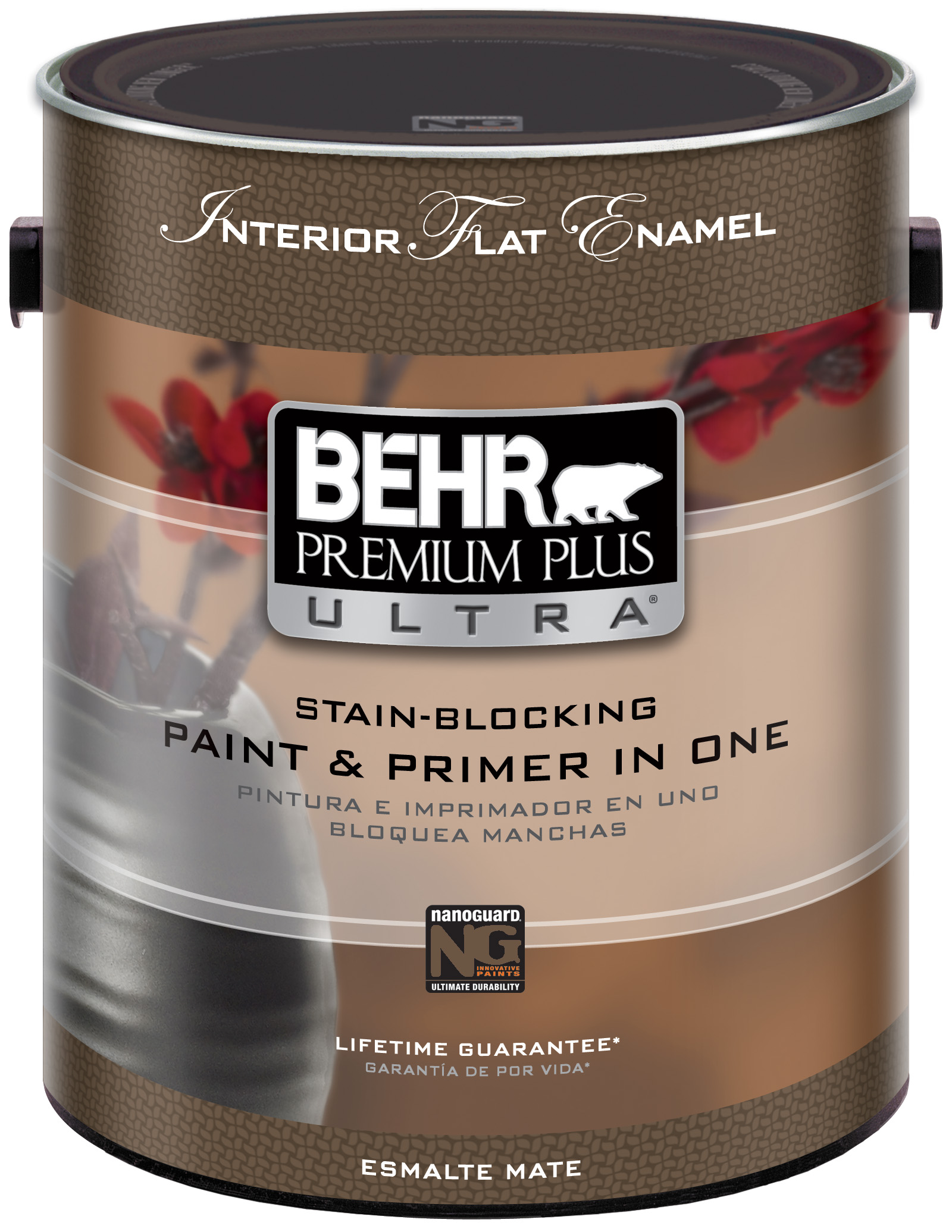 better than ever enhanced behr premium plus ultra interior paint. Black Bedroom Furniture Sets. Home Design Ideas