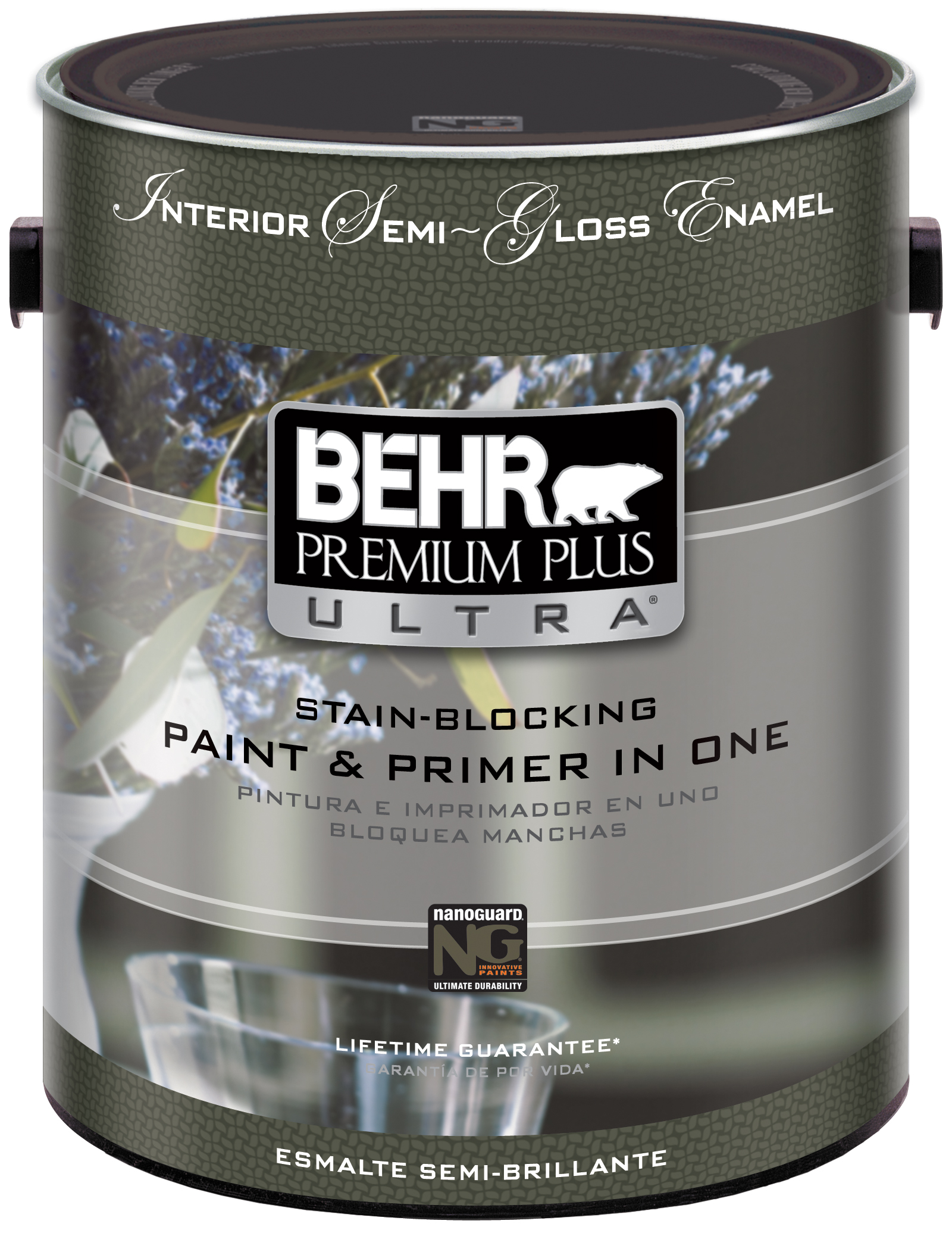 Better Than Ever Enhanced Behr Premium Plus Ultra Interior Paint Primer In One Is The Ideal