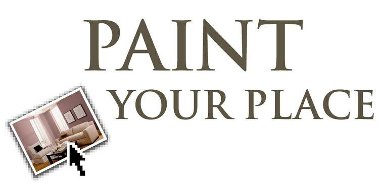 Paint Your Place - program logo