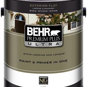 BEHR Premium Plus Ultra - Exterior Flat