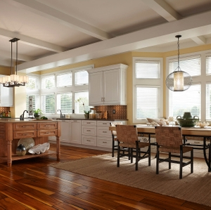 BEHR Paints Coastal Kitchen