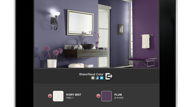 Behr Paints Strengthens Mobile Offering with Addition of iPad to ColorSmart by BEHR Mobile Application Line-Up