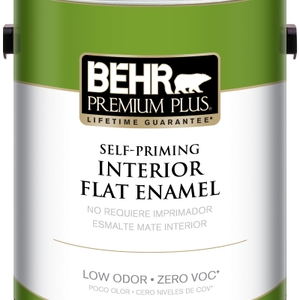 Behr Paints Introduces The Next Generation Of Premium Plus Interior Paint With A New Self-Priming, Zero VOC And Low Odor Formula