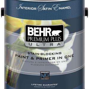 BEHR Premium Plus Ultra Interior Satin Enamel