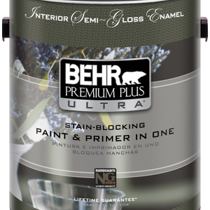 BEHR Premium Plus Ultra Interior Semi-Gloss Enamel