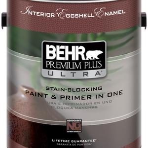 BEHR Premium Plus Ultra Interior Eggshell Enamel
