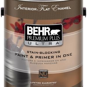 BEHR Premium Plus Ultra Interior Flat Enamel