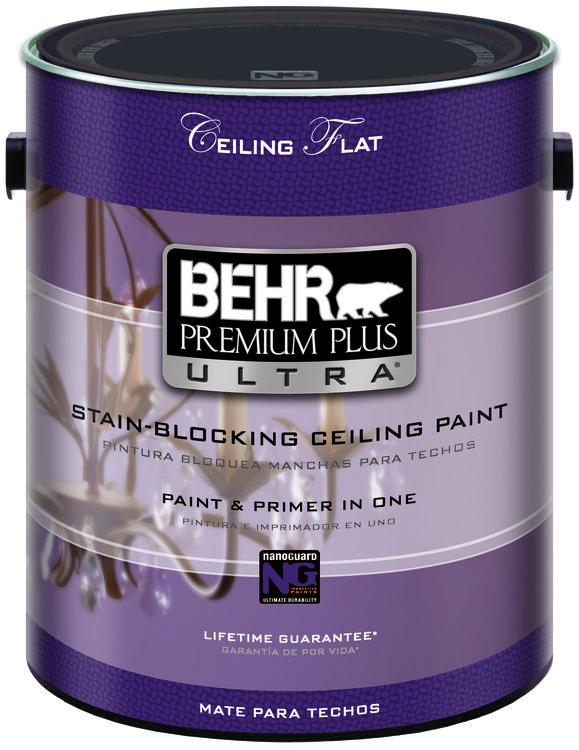 BEHR Premium Plus Ultra Stain-Blocking Ceiling Paint