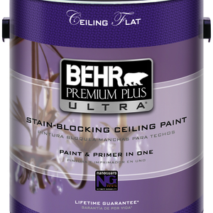 BEHR Premium Plus Ultra Stain-Blocking Ceiling Paint