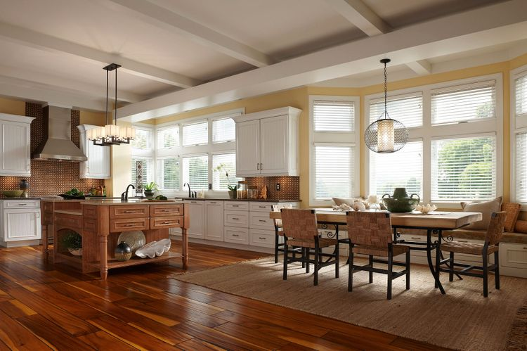 BEHR Paints Coastal Kitchen